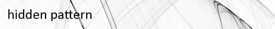 hidden pattern